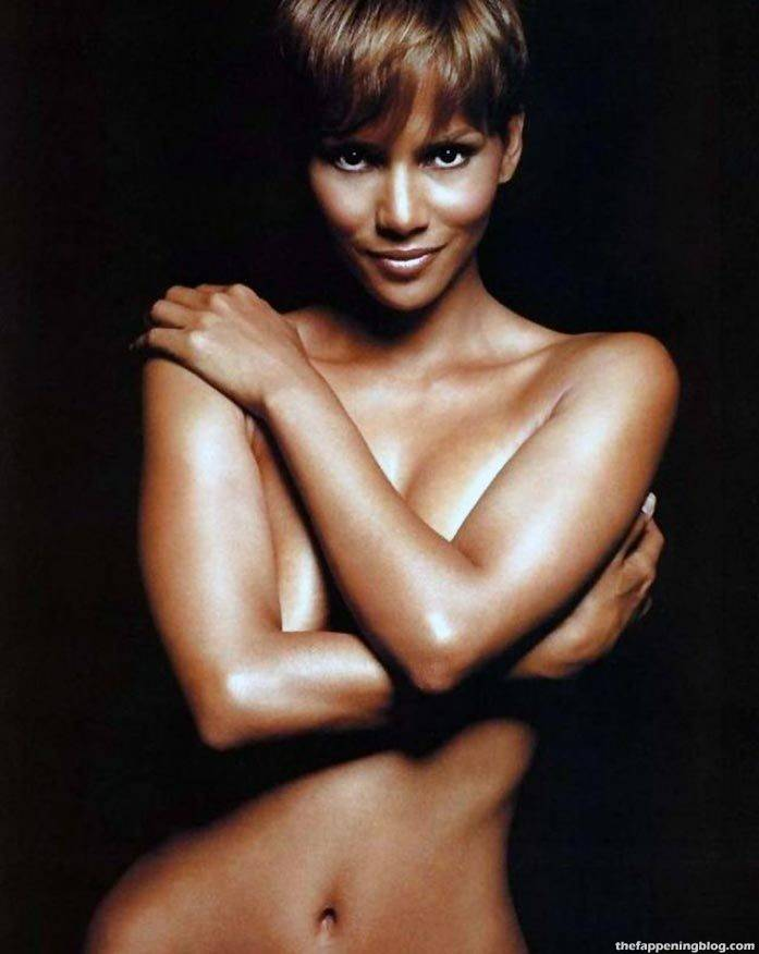 Halle Berry Naked Sexy 89