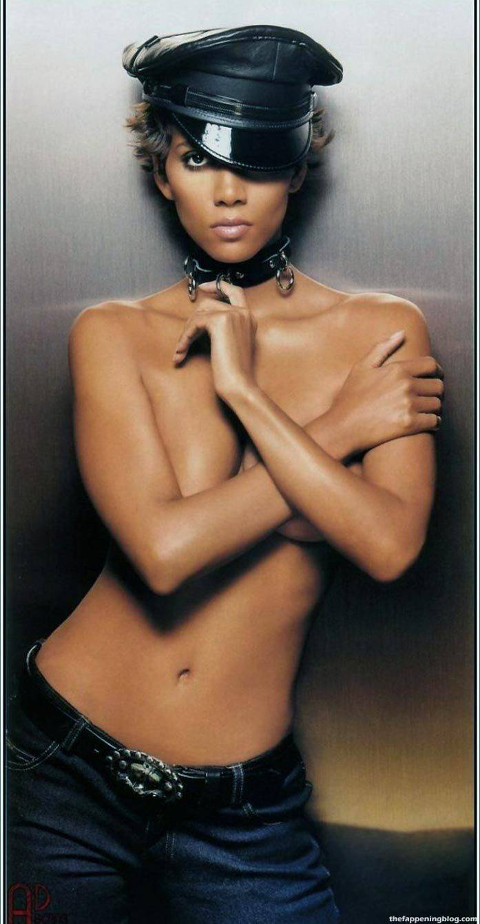 Halle Berry Naked Sexy 91
