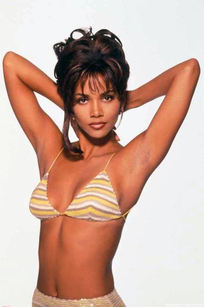 Halle Berry Naked Sexy 97