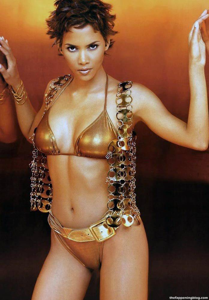 Halle Berry Naked Sexy 124