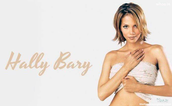 Halle Berry Naked Sexy 125