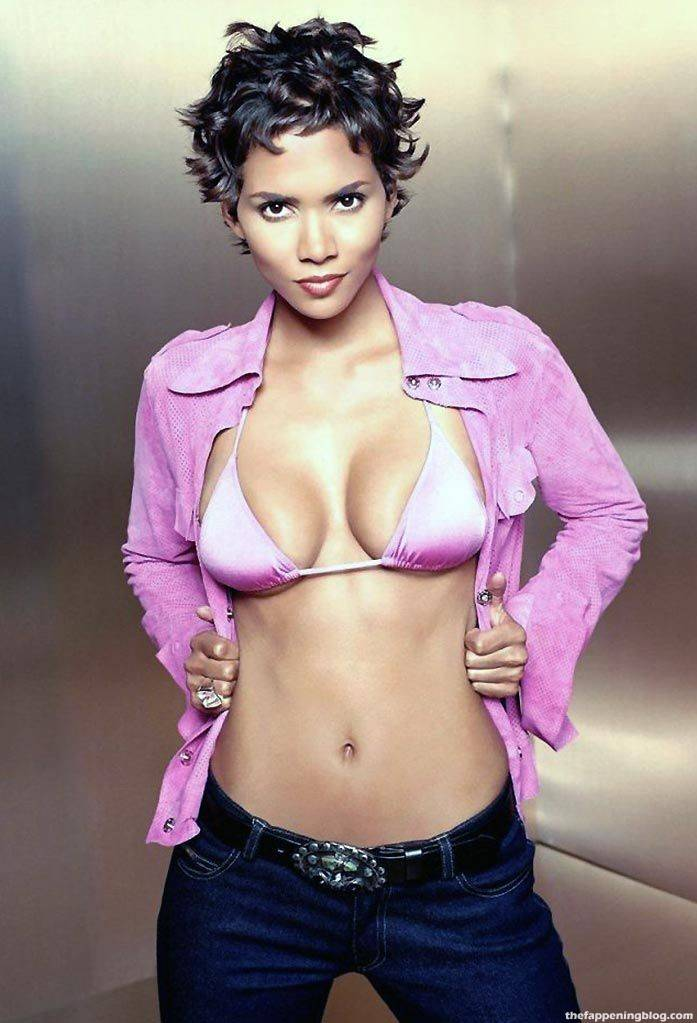 Halle Berry Naked Sexy 139