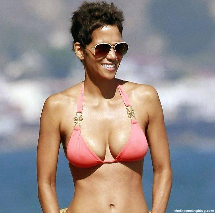 Halle Berry Naked Sexy 148
