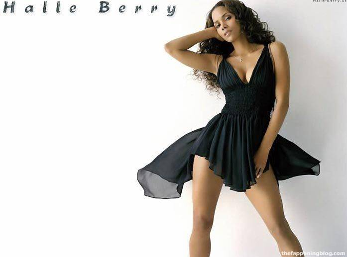 Halle Berry Naked Sexy 151