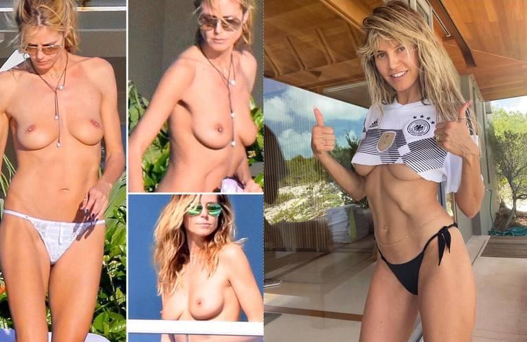 Heidi Klum Nude 1