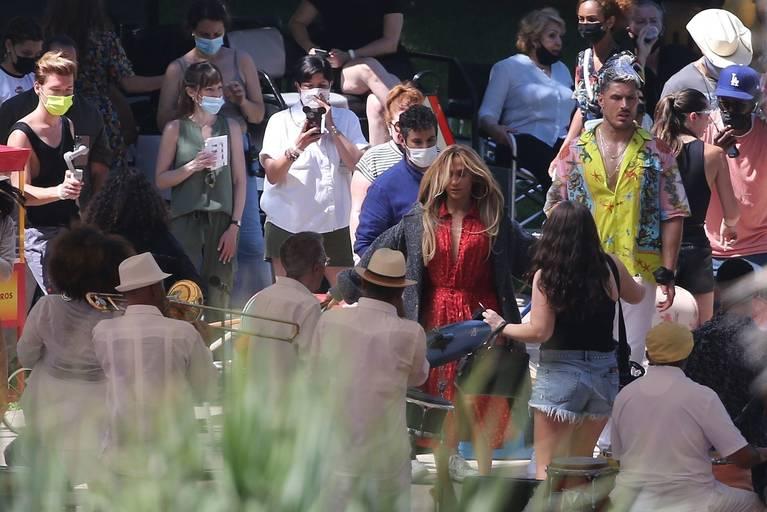Jennifer Lopez Dress 8