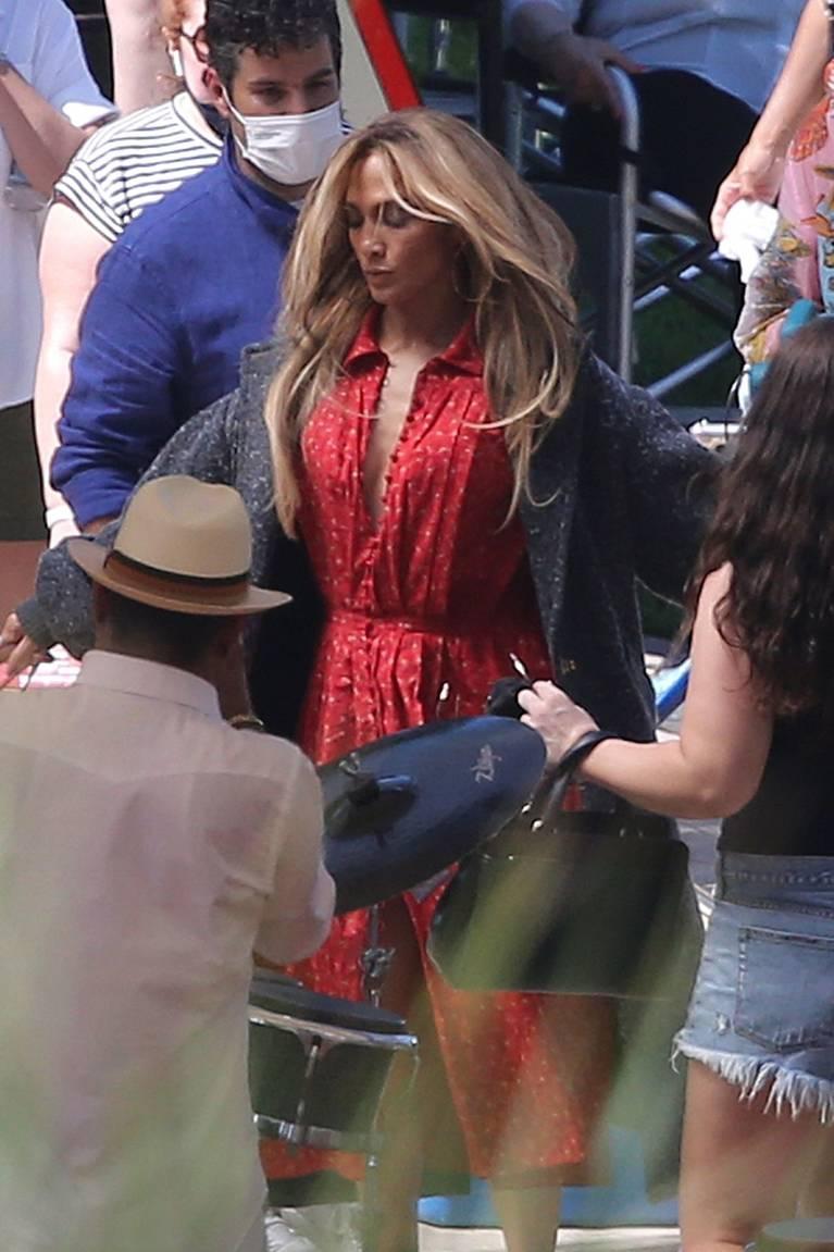 Jennifer Lopez Dress 9
