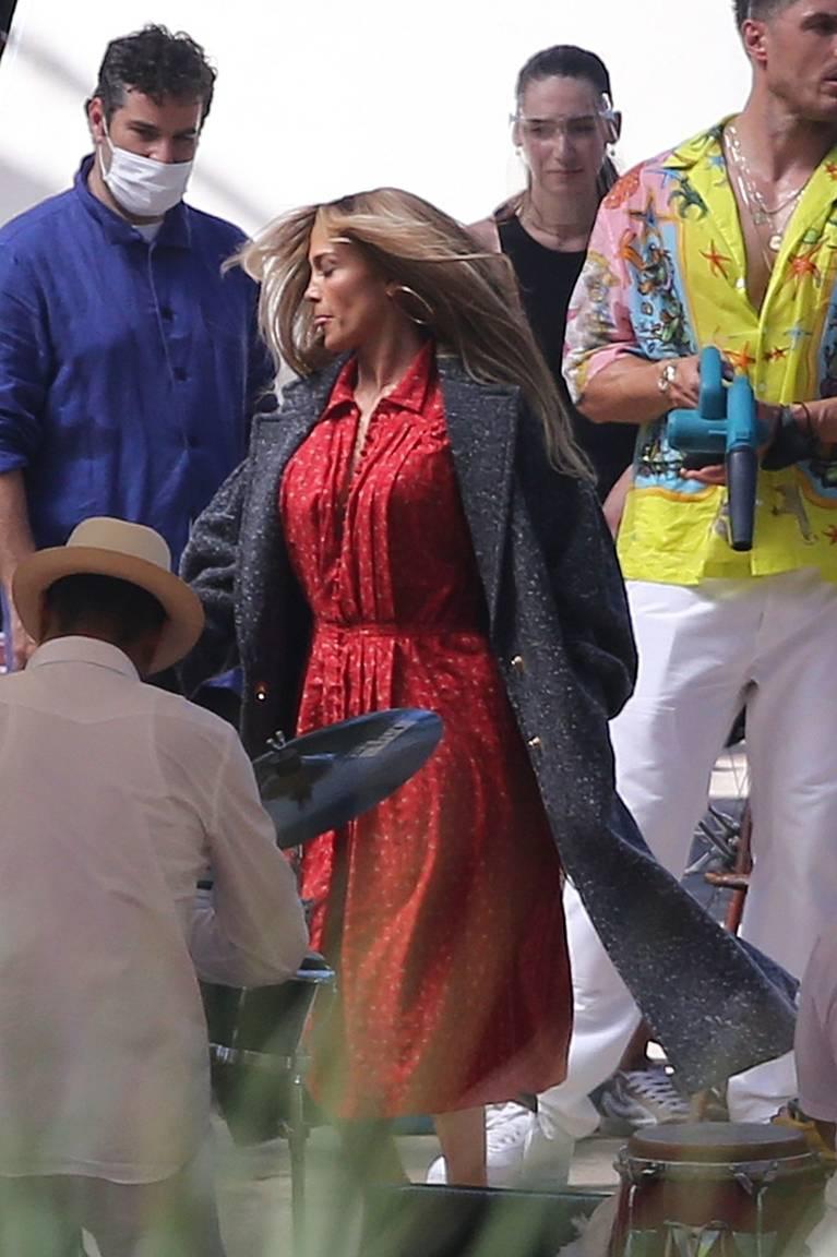 Jennifer Lopez Dress 10