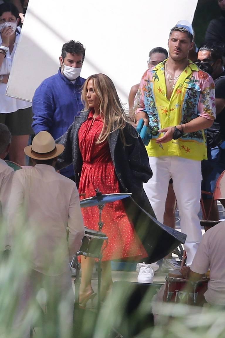 Jennifer Lopez Dress 12