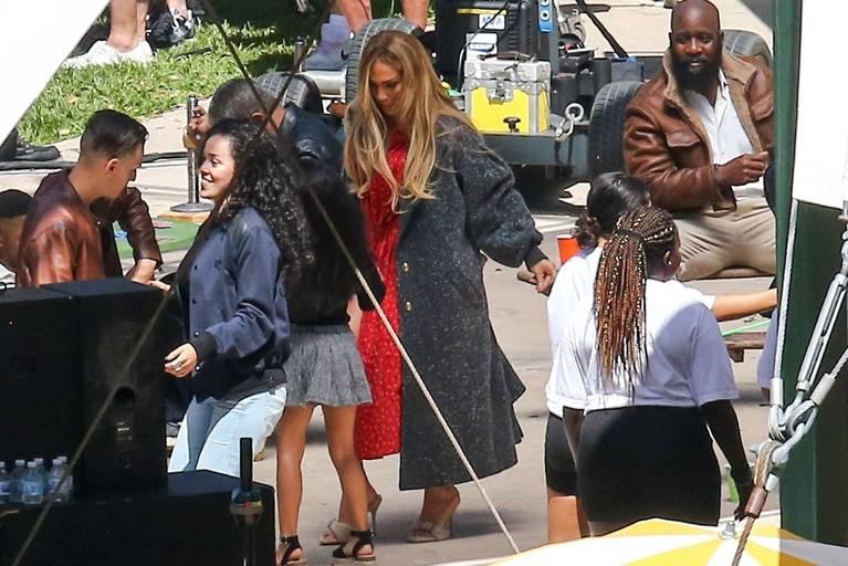Jennifer Lopez Dress 16