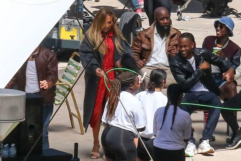 Jennifer Lopez Dress 18