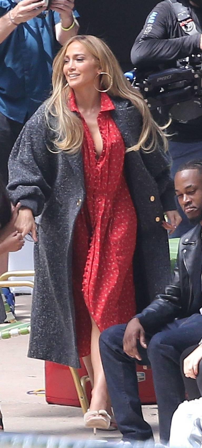 Jennifer Lopez Dress 53