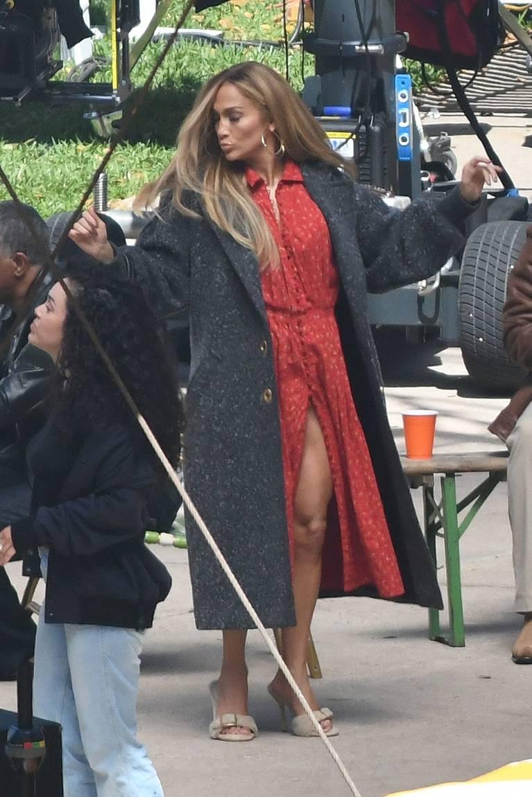 Jennifer Lopez Dress 80