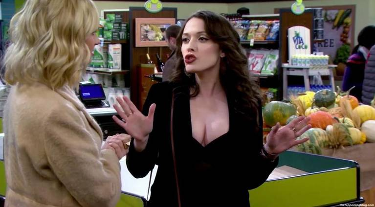 Kat Dennings Nude Sexy Leaks TheFappening 30