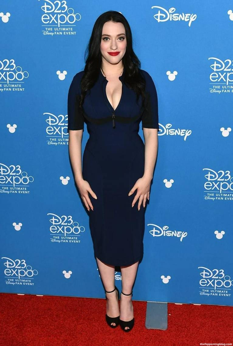 Kat Dennings Nude Sexy Leaks TheFappening 36