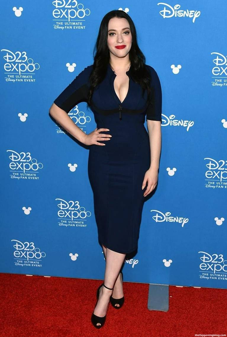 Kat Dennings Nude Sexy Leaks TheFappening 41