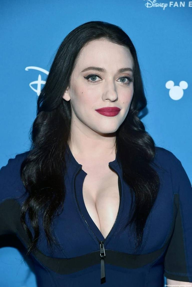Kat Dennings Nude Sexy Leaks TheFappening 45