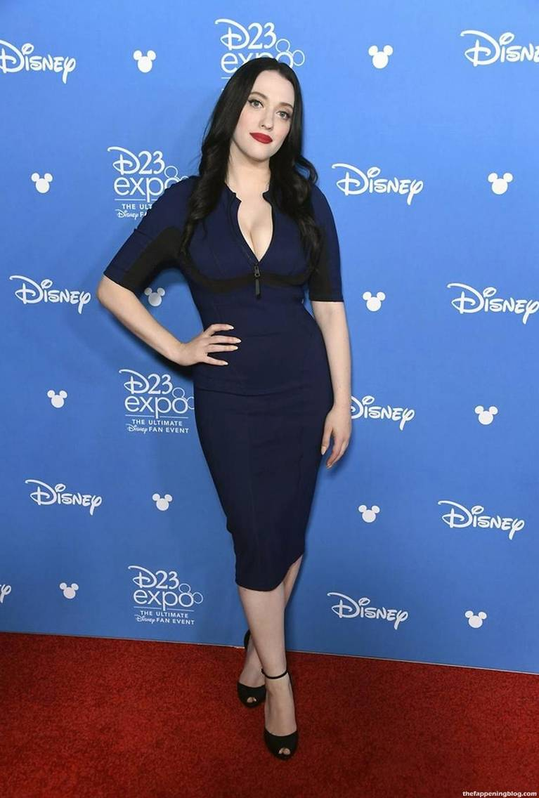 Kat Dennings Nude Sexy Leaks TheFappening 47