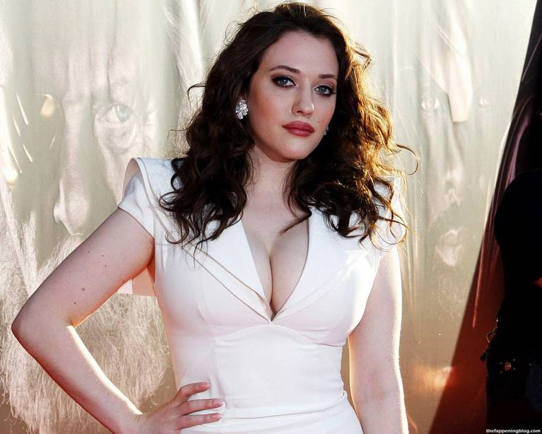Kat Dennings Nude Sexy Leaks TheFappening 52