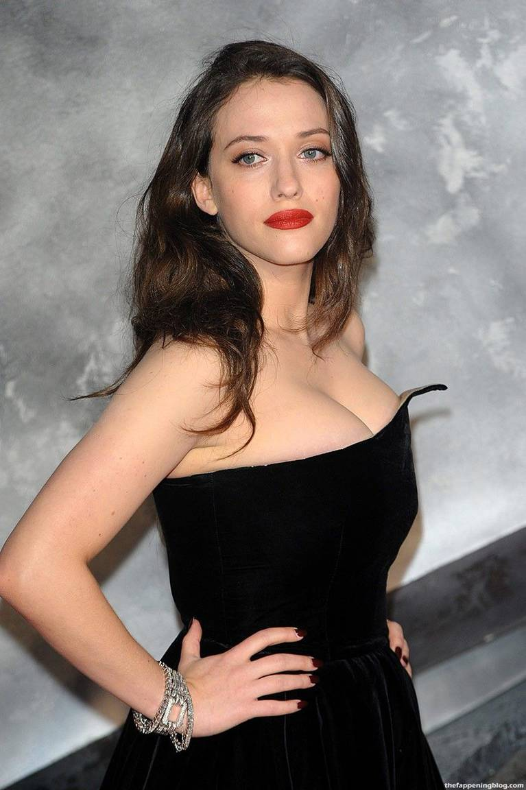 Kat Dennings Nude Sexy Leaks TheFappening 54