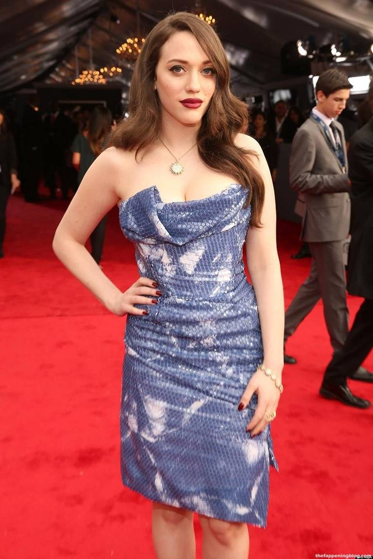 Kat Dennings Nude Sexy Leaks TheFappening 58