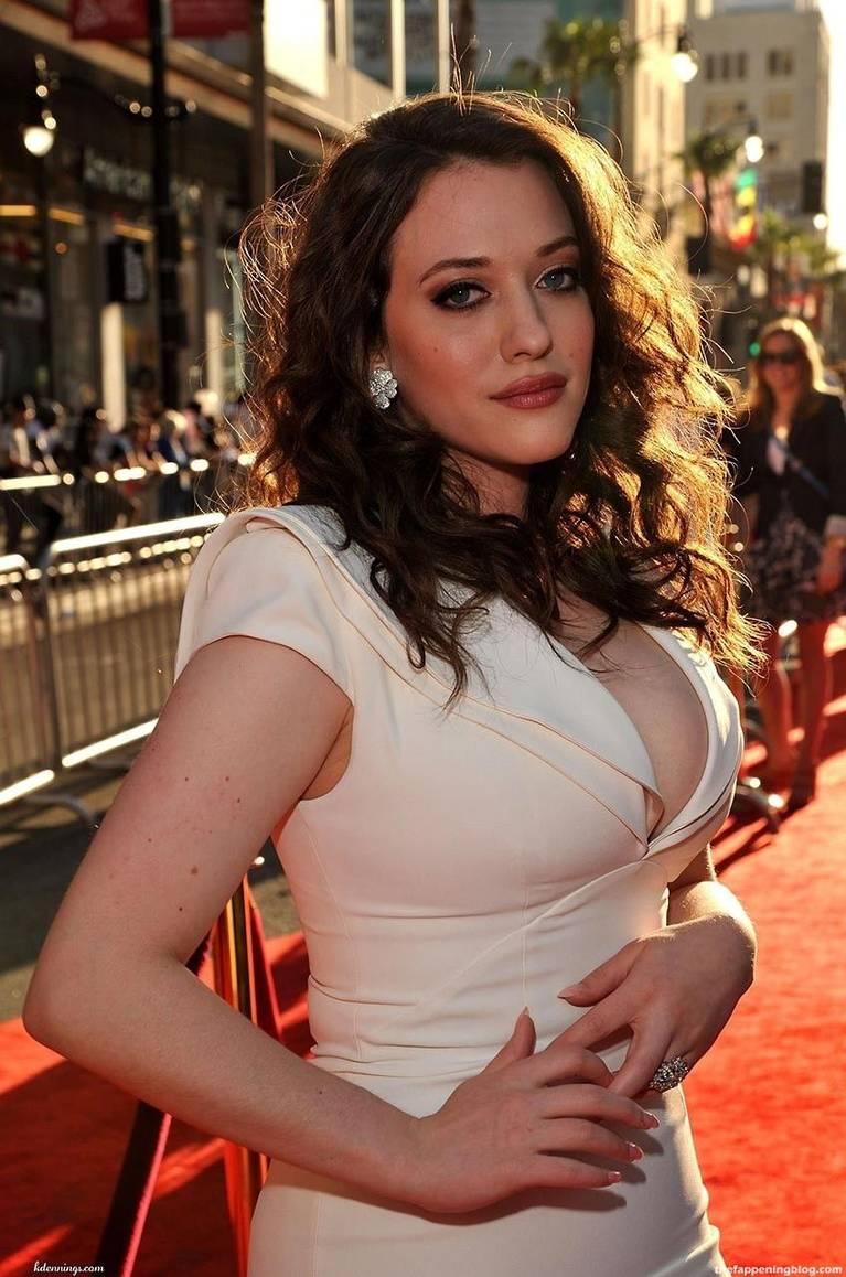 Kat Dennings Nude Sexy Leaks TheFappening 59