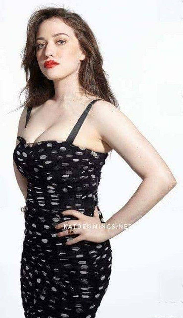 Kat Dennings Nude Sexy Leaks TheFappening 61