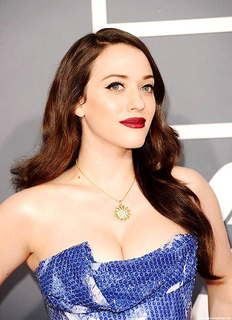 Kat Dennings Nude Sexy Leaks TheFappening 62