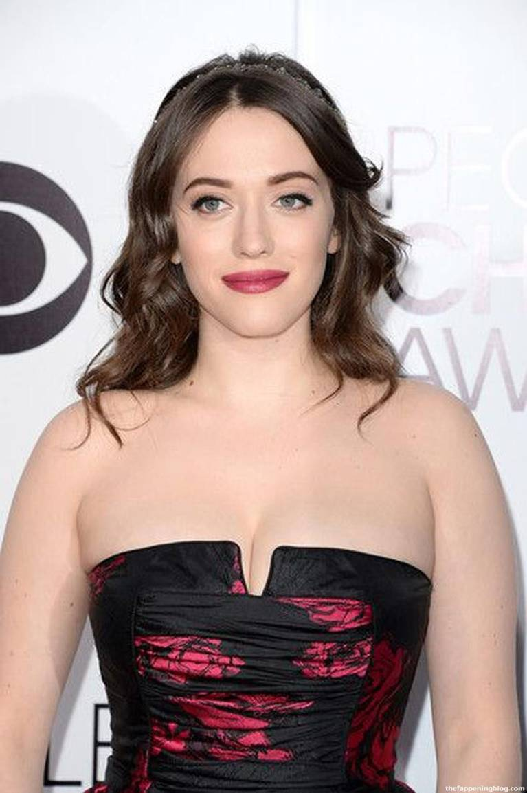 Kat Dennings Nude Sexy Leaks TheFappening 63
