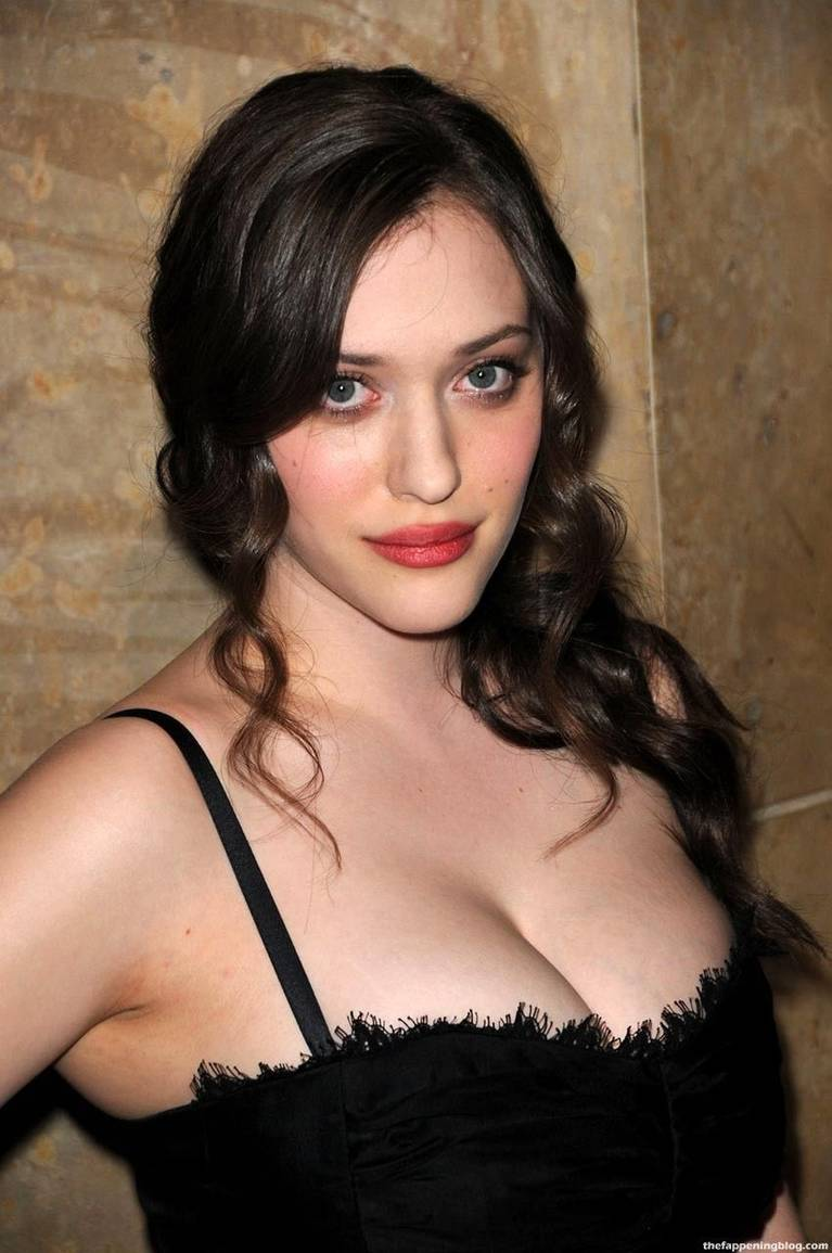 Kat Dennings Nude Sexy Leaks TheFappening 70