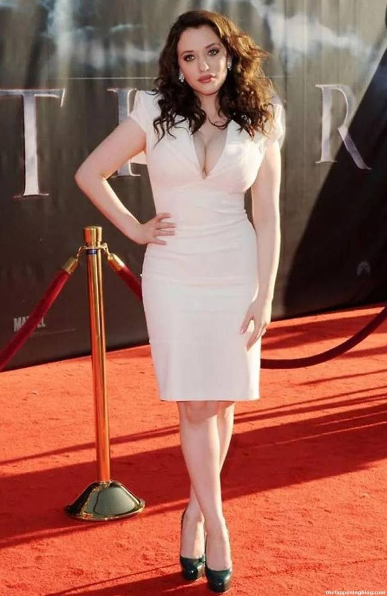 Kat Dennings Nude Sexy Leaks TheFappening 79