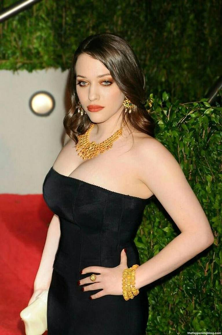 Kat Dennings Nude Sexy Leaks TheFappening 81