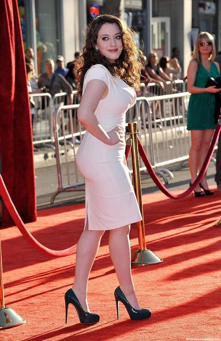 Kat Dennings Nude Sexy Leaks TheFappening 83