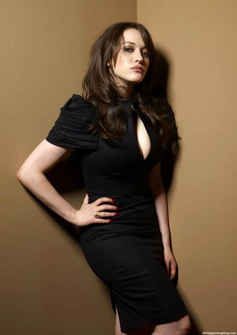 Kat Dennings Nude Sexy Leaks TheFappening 93