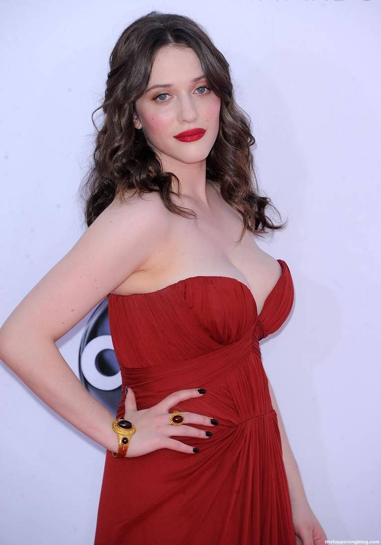 Kat Dennings Nude Sexy Leaks TheFappening 97