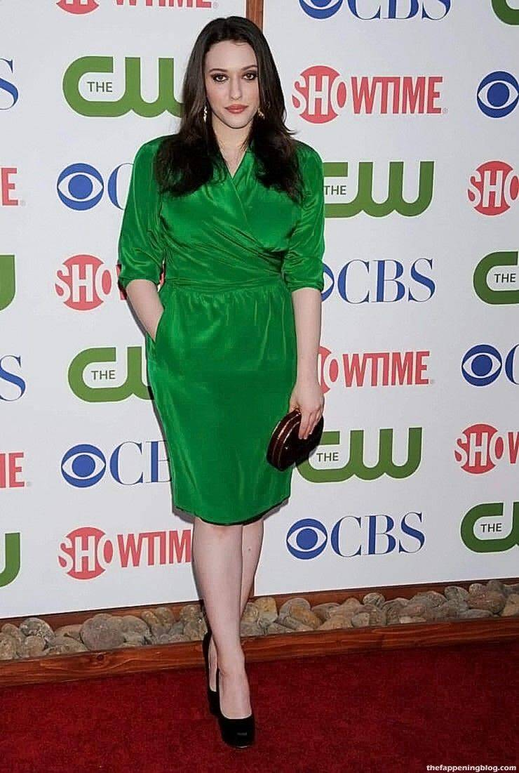 Kat Dennings Nude Sexy Leaks TheFappening 113