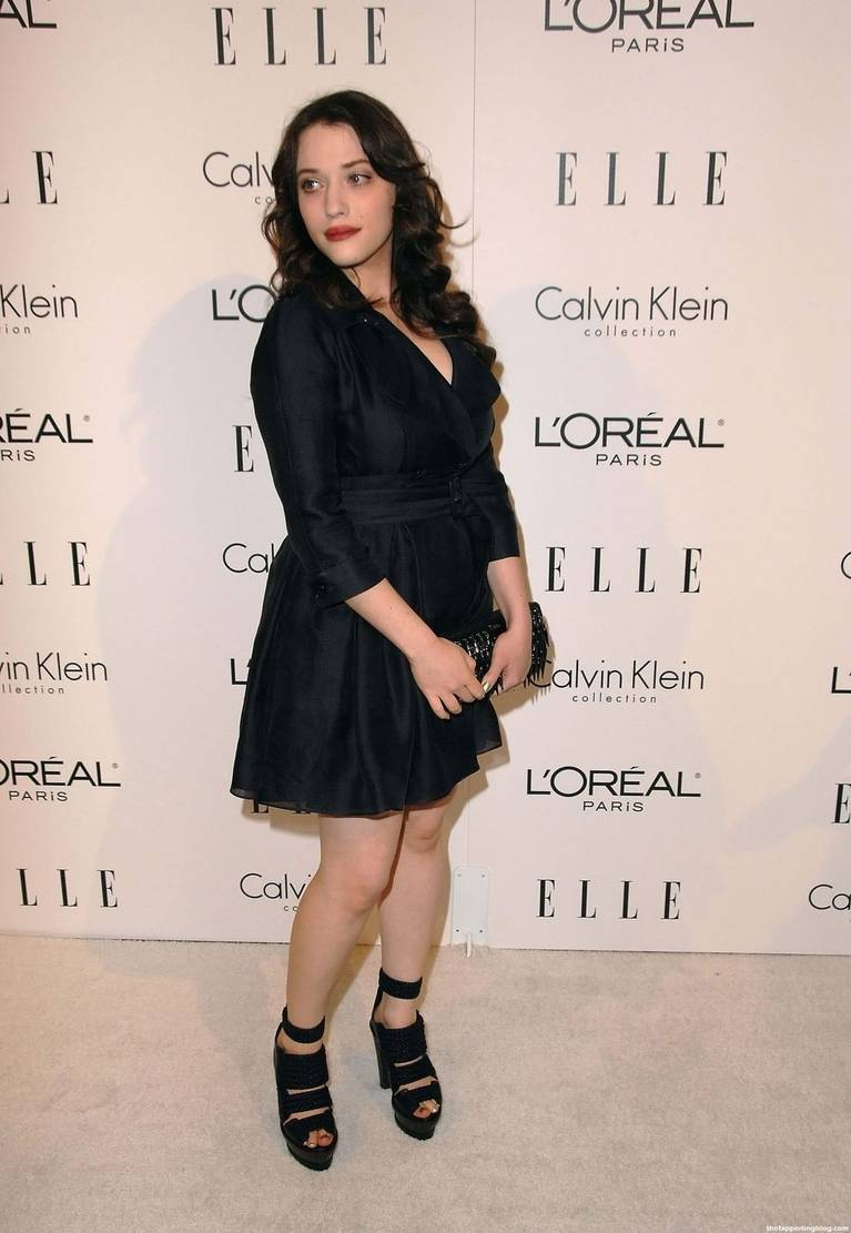Kat Dennings Nude Sexy Leaks TheFappening 117