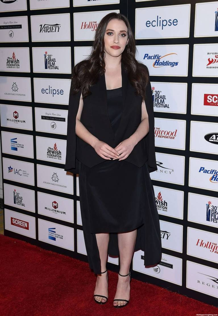 Kat Dennings Nude Sexy Leaks TheFappening 123