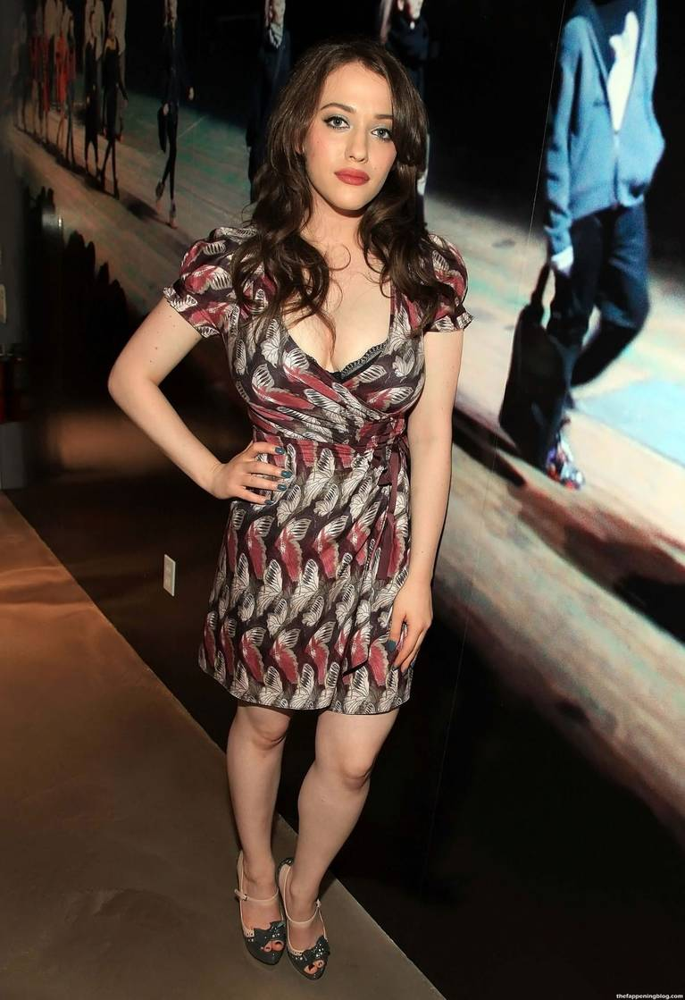 Kat Dennings Nude Sexy Leaks TheFappening 124