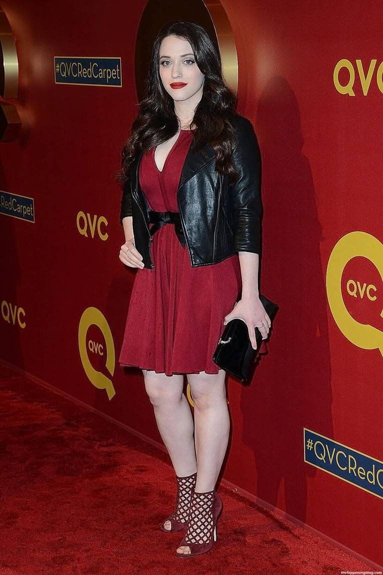 Kat Dennings Nude Sexy Leaks TheFappening 125