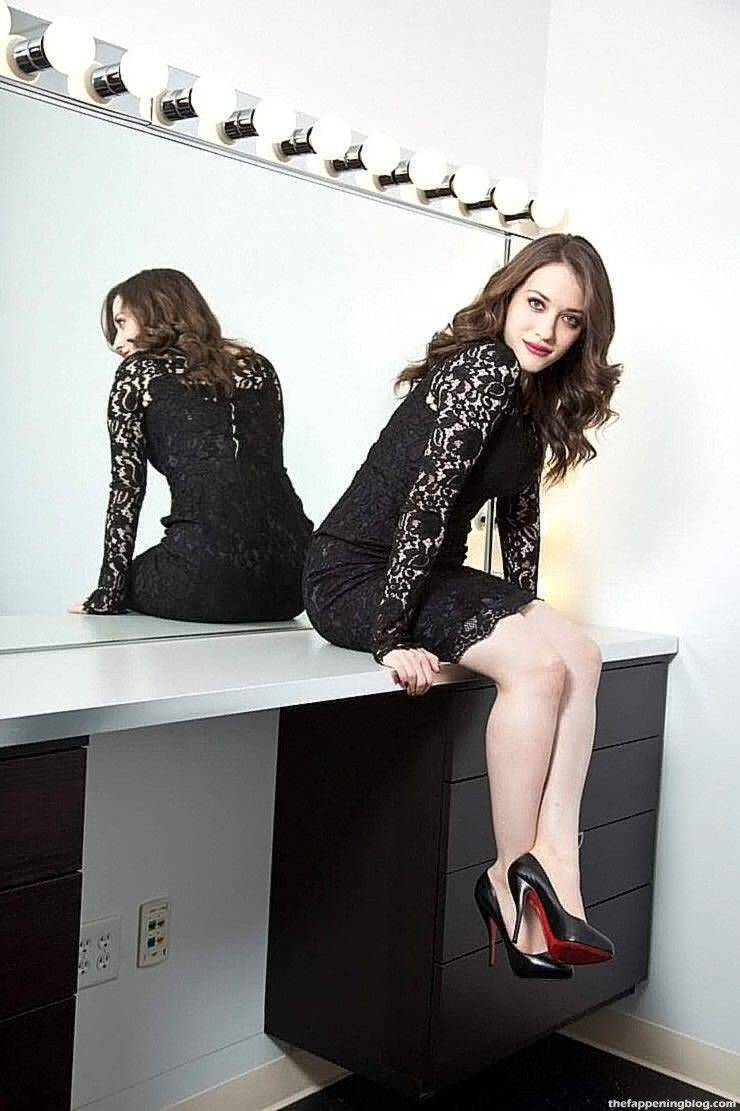 Kat Dennings Nude Sexy Leaks TheFappening 135