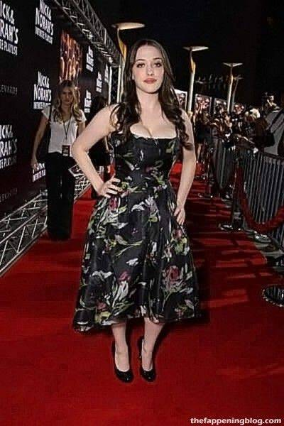 Kat Dennings Nude Sexy Leaks TheFappening 139