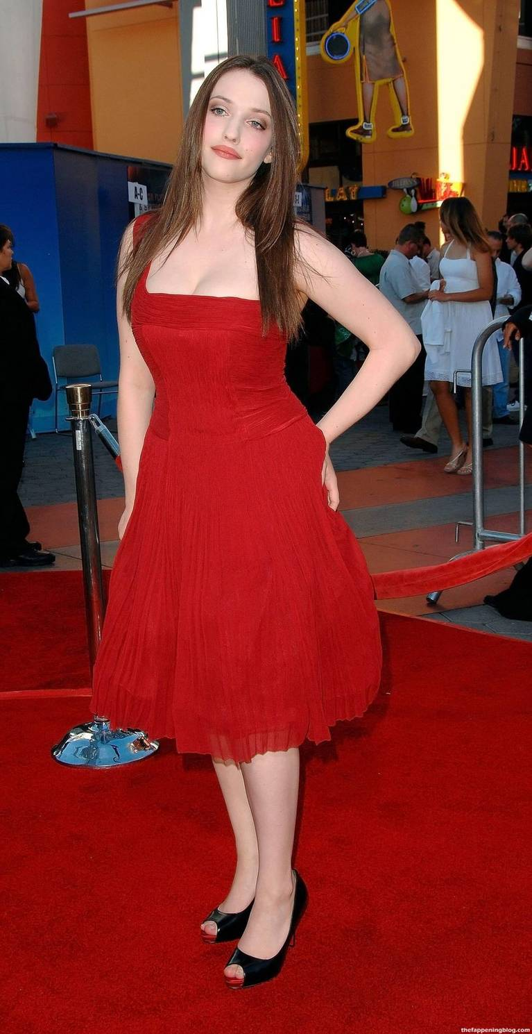 Kat Dennings Nude Sexy Leaks TheFappening 144