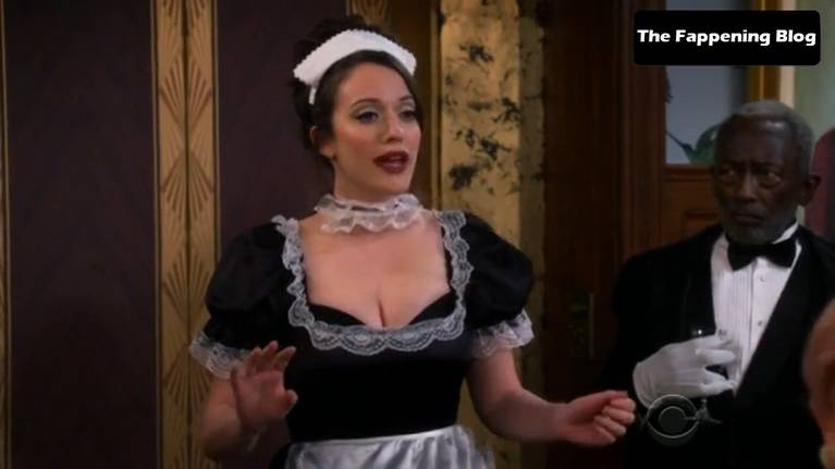 Kat Dennings Nude Sexy Leaks TheFappening 157