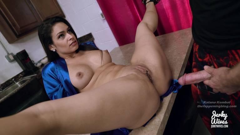 Katana Kombat Naked 5