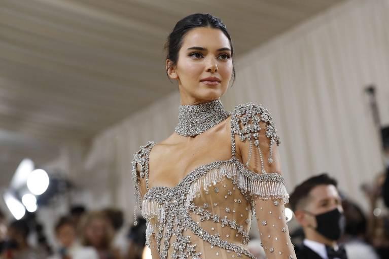 Kendall Jenner Naked Dress 4