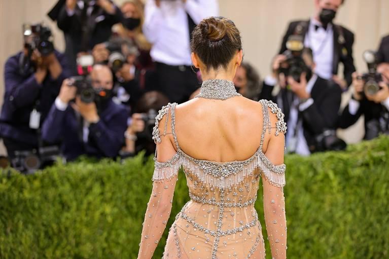 Kendall Jenner Naked Dress 18