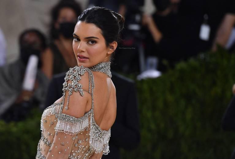 Kendall Jenner Naked Dress 30