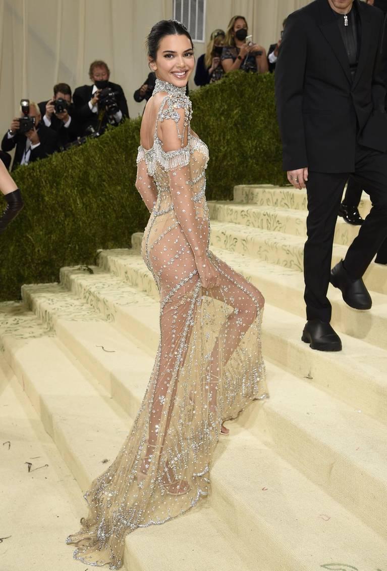Kendall Jenner Naked Dress 40