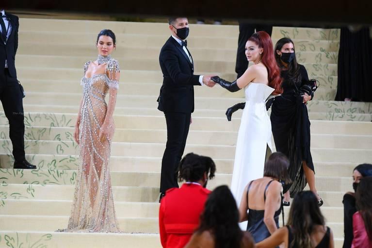 Kendall Jenner Naked Dress 44